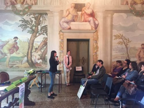 Villa Roberti, Workshop Saper Fare Turismo