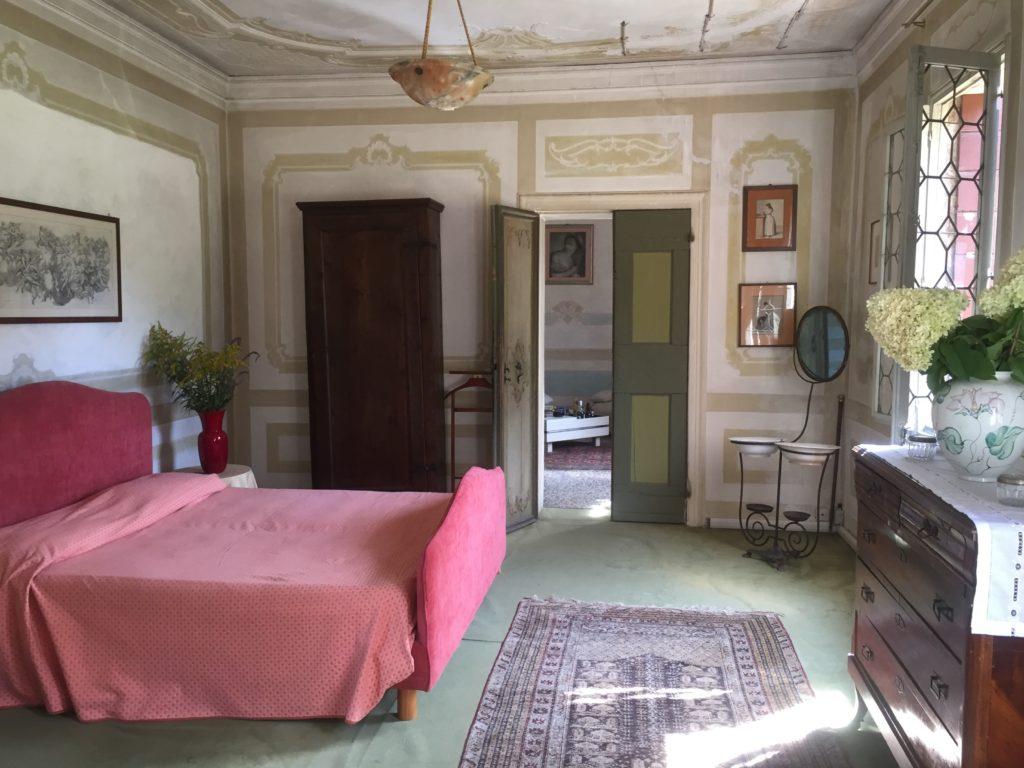Villa Roberti, Appartamento Magnolia
