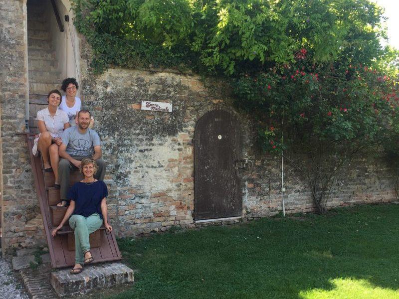 Villa Roberti, La Cooperativa